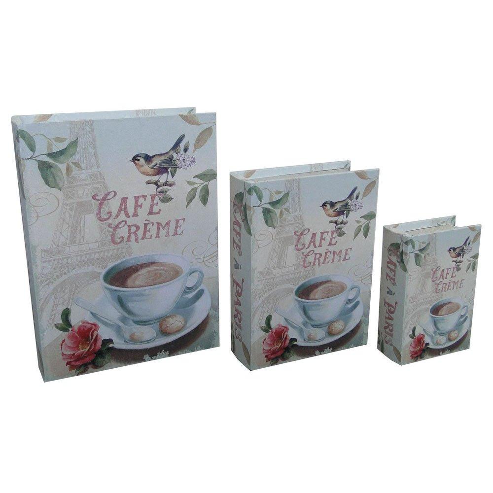 Decorative Boxes In Bulk : Decorative book boxes wholesale box company page